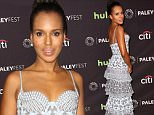 Celebrities attend 33rd annual PaleyFest Los Angeles 'Scandal' at The Dolby Theater.\nFeaturing: Kerry Washington\nWhere: Los Angeles, California, United States\nWhen: 15 Mar 2016\nCredit: Brian To/WENN.com