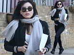 LONDON, ENGLAND - MARCH 16:  Daisy Lowe seen shopping in Primrose Hill on March 16, 2016 in London, England.  (Photo by Neil Mockford/Alex Huckle/GC Images)