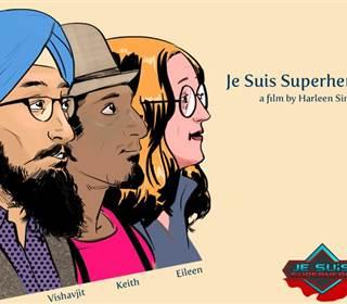 New Documentary 'Je Suis Superhero' Examines Stereotypes Through Comics