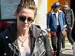 Picture Shows: SoKo, Stephanie Sokolinski, Kristen Stewart  March 17, 2016    American actress Kristen Stewart is spotted out and about with her rumoured girlfriend, French singer SoKo (real name Stephanie Sokolinski) in Paris, France.    The pair, who were both casually dressed and wearing sunglasses, were seen leaving a dentist's office.    Non Exclusive  UK RIGHTS ONLY    Pictures by : FameFlynet UK � 2016  Tel : +44 (0)20 3551 5049  Email : info@fameflynet.uk.com