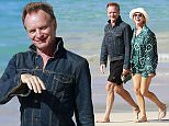 Sting and wife Trudie Styler enjoying a day in St Barth.\n\nPictured: Sting, Trudie Styler\nRef: SPL1247691  160316  \nPicture by: Splash News\n\nSplash News and Pictures\nLos Angeles: 310-821-2666\nNew York: 212-619-2666\nLondon: 870-934-2666\nphotodesk@splashnews.com\n