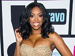 WATCH WHAT HAPPENS LIVE -- Pictured: Porsha Williams -- (Photo by: Charles Sykes/Bravo/NBCU Photo Bank via Getty Images)