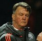 MANCHESTER, ENGLAND - MARCH 17:  Manchester United manager Louis van Gaal walks off at the end of the UEFA Europa League Round of 16 Second Leg match between Manchester United and Liverpool at Old Trafford on March 17, 2016 in Manchester, England.  (Photo by Matthew Ashton - AMA/Getty Images)