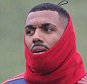 SUNDERLAND, UNITED KINGDOM - MARCH 15: Yann M'Vila during a Sunderland training session at the Academy of Light on March 15, 2016 in Sunderland, England. (Photo by Ian Horrocks/Sunderland AFC via Getty Images)