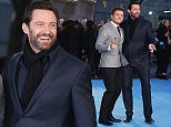Taron Egerton, Hugh Jackman\\nEddie The Eagle UK premiere\\nLondon, England - 17.03.16\\nCredit: WENN