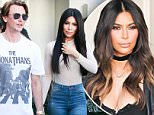 Picture Shows: Jonathan Cheban  March 17, 2016\n \n 'KUWTK' cast films in at Epione in Beverly Hills, California. While they were leaving, a person, who appears nearly identical to Kim came out of building alongside Kim's best friend Jonathan. \n \n Non-Exclusive\n UK RIGHTS ONLY\n \n Pictures by : FameFlynet UK © 2016\n Tel : +44 (0)20 3551 5049\n Email : info@fameflynet.uk.com