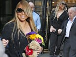 Mandatory Credit: Photo by Beretta/Sims/REX/Shutterstock (5616866r)\nMariah Carey\nMariah Carey out and about, Manchester, Britain - 18 Mar 2016\n