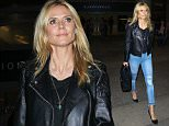 Los Angeles, CA - Heidi Klum arrives at LAX following a long flight from London on Saint Patrick's Day.\nAKM-GSI   March  17, 2016\nTo License These Photos, Please Contact :\nSteve Ginsburg\n(310) 505-8447\n(323) 423-9397\nsteve@akmgsi.com\nsales@akmgsi.com\nor\nMaria Buda\n(917) 242-1505\nmbuda@akmgsi.com\nginsburgspalyinc@gmail.com