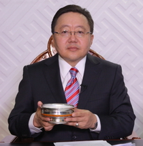 President of Mongolia greets nation on New Year