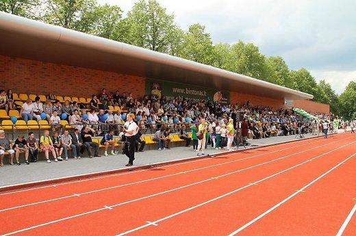 Naujame Birštono sporto centre tilps pusė miesto gyventojų