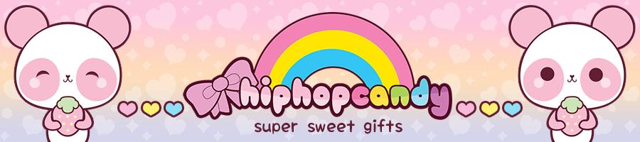 Hip Hop Candy! Kawaii Jewelry, Kawaii Bath and Body, Kawaii Candles, Kawaii Stationery