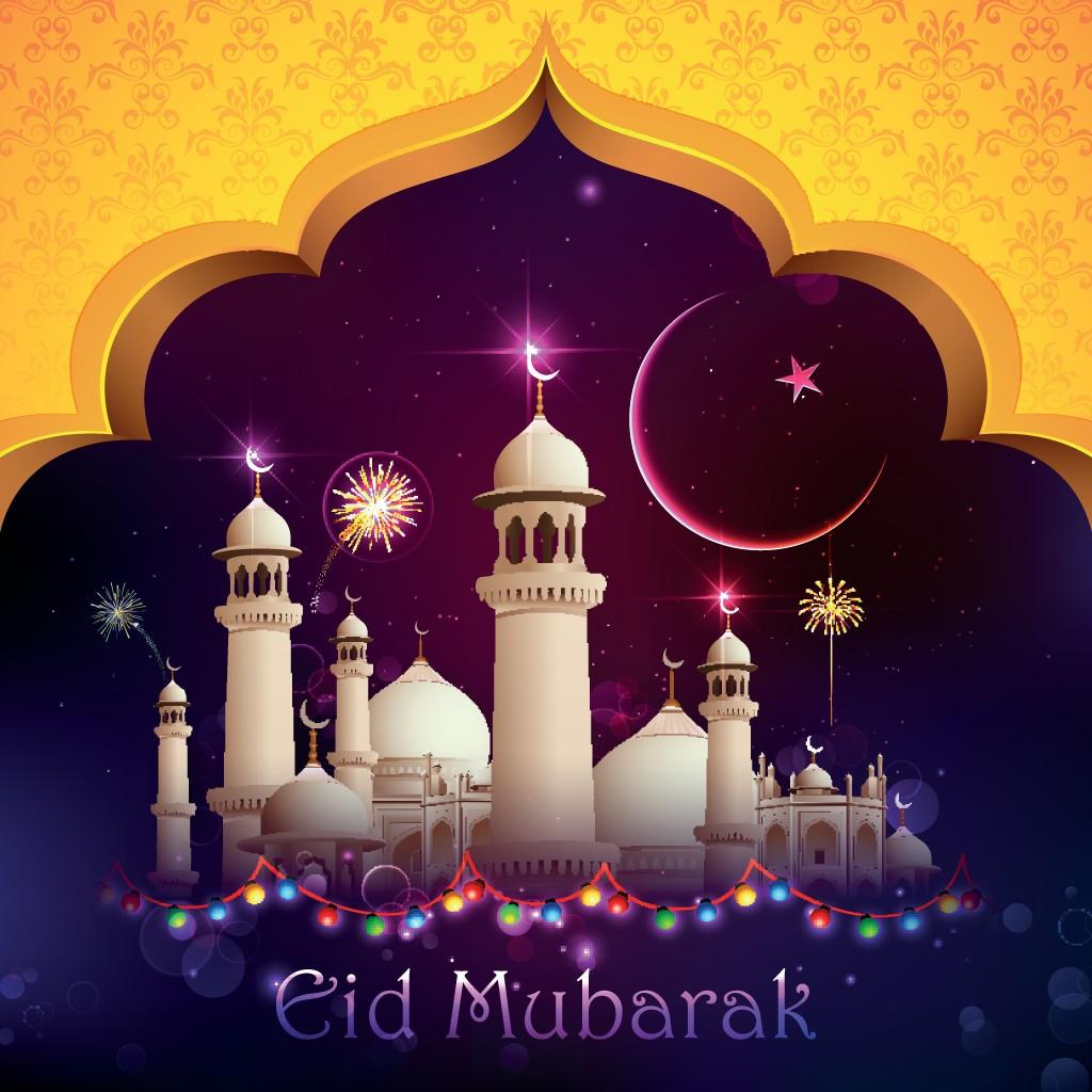 Eid Mubarak HD Images 2015
