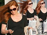 Picture Shows: Amy Adams  March 18, 2016\n \n Actress Amy Adams was spotted leaving a hair salon in Beverly Hills, California. She left holding a bag which appeared to be holding tennis shoes.\n \n Non Exclusive\n UK RIGHTS ONLY\n \n Pictures by : FameFlynet UK © 2016\n Tel : +44 (0)20 3551 5049\n Email : info@fameflynet.uk.com