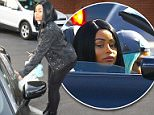 Blac Chyna goes out for seafood dinner in Beverly Hills with a friend\n\nPictured: Blac Chyna \nRef: SPL1249424  190316  \nPicture by: LA Photo Lab\n\nSplash News and Pictures\nLos Angeles: 310-821-2666\nNew York: 212-619-2666\nLondon: 870-934-2666\nphotodesk@splashnews.com\n