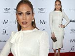 Mandatory Credit: Photo by REX/Shutterstock (5617331ax)\nJennifer Lopez\nDaily Front Rows Fashion LA Awards, Los Angeles, America - 20 Mar 2016\n