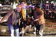 Car bomb targets busy hub in Turkey's capital; at least 27 die