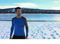 This fitness model is passing up the L.A. Marathon for a 100-mile run -- in Alaska