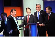 What to do if your kid was frightened by the GOP debate