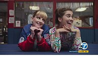 'Big Bang Theory's Melissa Rauch plays racy role in 'The Bronze'