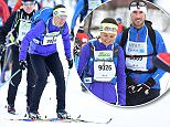 EXCLUSIVE: Pippa Middleton & Boyfriend James Matthews are seen in Norway at the Birkebeiner ski race, a cross-country race starting at Rena to the finish in Lillehammer.  54 km. The couple seemed relaxed and cuddled and kissed at the start of the race.