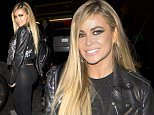 EXCLUSIVE: Fresh from the South African Jungle after recently being on Australia's, ' I'm A Celebrity Get Me Out of Here', Carmen Electra was seen wearing an All Leather outfit as she left a friends birthday party at The Abbey' Bar in West Hollywood, CA\n\nPictured: Carmen Electra\nRef: SPL1249108  200316   EXCLUSIVE\nPicture by: SPW /Twist /Splash News\n\nSplash News and Pictures\nLos Angeles: 310-821-2666\nNew York: 212-619-2666\nLondon: 870-934-2666\nphotodesk@splashnews.com\n