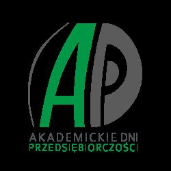 logo akademickie dni przedsiębiorczoiści