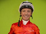 Frankie Dettori is unveiled as Ladbrokes new ambassador.