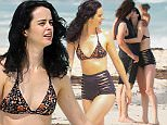 21 Mar 2016 - Cancun, Mexico - USA\n**STRICTLY AVAILABLE FOR UK AND GERMANY USE ONLY**\n*PREMIUM EXCLUSIVE - MUST CALL FOR PRICING**\nKrysten Ritter and Adam Granduciel decided to go to Cancun for a romantic beach getaway. The actress wore a mix-matched cut out bikini while playing in the beautiful blue water. The couple went for a walk on the white sand beach and weren't afraid of a little PDA on the shore, as they kissed and cuddled for a few moments before going into the water together. Ritter looked sexy and toned as she hopped back in the water and enjoyed her relaxing Mexican vacation. \n  \nBYLINE MUST READ : AKM-GSI-XPOSURE\n***UK CLIENTS - PICTURES CONTAINING CHILDREN PLEASE PIXELATE FACE PRIOR TO PUBLICATION ***\n*UK CLIENTS MUST CALL PRIOR TO TV OR ONLINE USAGE PLEASE TELEPHONE 0208 344 2007*\n