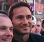 NEW YORK, NY - MARCH 20:  Grand Finalists of the FIFA Interactive World Cup 2016 visiting with Frank Lampard the New York Time Square on March 20, 2016 in New York City.  (Photo by Alexander Hassenstein - FIFA/FIFA via Getty Images)