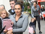 21 March 2016 - EXCLUSIVE.\nTamara Ecclestone and Petra Stunt are seen with their daughters having lunch together in Knightsbridge. \nPetra looked very busty on her arrival to the restaurant. \n*Exclusive to GoffPhotos.com*\nCredit: Eade/Warner/GoffPhotos.com   Ref: KGC-102/195\n**Exclusive to GoffPhotos.com - Newspapers Allrounder - Mags Double Space Rates - Web/Online Must Call Before Use**