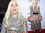 20 March 2016. 2nd Annual Fashion Los Angeles Awards held at the Sunset Tower Hotel, Los Angeles, CA. USA Here, Lady Gaga Credit: GoffPhotos.com   Ref: KGC-11