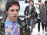 **MIN FEE TO BE AGREED**\nEXCLUSIVE: Brooklyn Beckham is seen with a female friend in primrose hill, london\n\nPictured: Brooklyn Beckham\nRef: SPL1249316  210316   EXCLUSIVE\nPicture by: Splash News\n\nSplash News and Pictures\nLos Angeles:\t310-821-2666\nNew York:\t212-619-2666\nLondon:\t870-934-2666\nphotodesk@splashnews.com\n