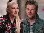 Blake Shelton and Gwen Stefani coach on the Voice