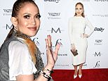 Mandatory Credit: Photo by REX/Shutterstock (5617331x)\nJennifer Lopez\nDaily Front Rows Fashion LA Awards, Los Angeles, America - 20 Mar 2016\n