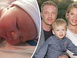 Devon Sawa's new baby as the main image