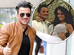 18 Mar 2016 - London - UK  Peter Andre seen arriving at the ITV studios  BYLINE MUST READ : XPOSUREPHOTOS.COM  ***UK CLIENTS - PICTURES CONTAINING CHILDREN PLEASE PIXELATE FACE PRIOR TO PUBLICATION ***  **UK CLIENTS MUST CALL PRIOR TO TV OR ONLINE USAGE PLEASE TELEPHONE   44 208 344 2007 **