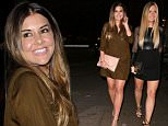 23 Mar 2016 - LONDON - UK  IMOGEN THOMAS ARRIVING AT SEXY FISH  BYLINE MUST READ : XPOSUREPHOTOS.COM  ***UK CLIENTS - PICTURES CONTAINING CHILDREN PLEASE PIXELATE FACE PRIOR TO PUBLICATION ***  **UK CLIENTS MUST CALL PRIOR TO TV OR ONLINE USAGE PLEASE TELEPHONE   44 208 344 2007 **