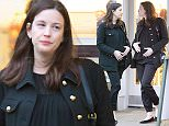 *** EXCLUSIVE ALLROUNDER***\nBYLINE: TOPSTAR\nMINIMUM FEES APPLY AFTER EXCLUSIVE SALE\nNO WEB USE WITHOUT AGREEMENT\nContact: JON BUSHELL on (0044) 7805 471922\njon@topstarpictures.com\nLIV TYLER PREGNANCY PAIN AS SHE SHOPS FOR GROCERIES\nIt looks like Liv Tyler is having a rough time of her pregnancy whilst out grocery shopping in London at the weekend.\nHollywood actress Liv Tyler, who is expecting her third child looks to be in a great deal of pain and discomfort on a shopping trip to pick up some groceries at an organic shop in London.\nLooking unwell and wearing no make-up and ashen-faced, Liv was seen clutching her chest as if she was suffering from indigestion and a number of times put both of her hands on her belly as though her baby was turning or kicking.\nLiv bought salad, lettuce, yellow peppers and an organic simnel cake\nDown to earth Liv, who shows no airs and graces queued up to pay like everyone else and didn't expect any preferential treatment.\nLondon