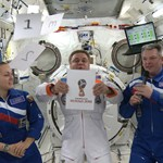 2018 FIFA World Cup Russia™ Official Emblem revealed at International Space Station