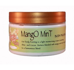 Mango Mint Body Frosting