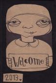"""Elena Mosto en Vena """"Welcome 2013"""""""