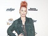 SAN FRANCISCO, CA - FEBRUARY 05:  Rapper Iggy Azalea arrives on the red carpet at the Sports Illustrated Friday Night Party on February 5, 2016 in San Francisco, California.  (Photo by Kelly Sullivan/Getty Images)