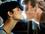 Film: 'GHOST' (1990) ..No Merchandising. Editorial Use Only. No Book Cover Usage.. Mandatory Credit: Photo by Paramount/Everett/REX Shutterstock (432879d).. 'GHOST' 1990 Demi Moore, Patrick Swayze..