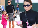 Bethenny Frankel Treats Daughter Bryn to Frozen Yogurt after School\n\nPictured: Bethenny Frankel, Bryn Hoppy\nRef: SPL1251506  230316  \nPicture by: 247PAPS.TV / Splash News\n\nSplash News and Pictures\nLos Angeles: 310-821-2666\nNew York: 212-619-2666\nLondon: 870-934-2666\nphotodesk@splashnews.com\n