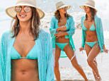 *EXCLUSIVE* Maui, HI - Actress, Jessica Alba, looks smoking hot while vacationing with her beautiful family in Maui, Hawaii.  She was in a turquoise bikini that showed her flat abs and ample cleavage as she took dip in the ocean with husband Cash Warren. She was seen taking a stroll with look-a-like daughter, Honor. Jessica Alba's 'Honest Company' has been valued at a reported $1.5 Billion dollars but has recently fallen into trouble after claims that the company has been 'deceptive' with their claims that they do not use 'sodium lauryl sulphate' in their products.  At the same time, the Wall Street Journal published a report claiming that they found sodium lauryl sulphate in 'Honest Company' products after their independent studies showed it.\n\nAKM-GSI          March 21, 2016\n\nTo License These Photos, Please Contact :\n\nSteve Ginsburg\n(310) i05-8447\n(323) 423-9397\nsteve@akmgsi.com\nsales@akmgsi.com\n\nor\n\nMaria Buda\n(917) 242-1505\nmbuda@akmgsi.com\nginsburgspalyinc@gmail.c