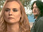 eURN: AD*200836417  Headline: Sky- Diane Kruger -Norman Reedus Caption: Sky - Official Trailer I HD I IFC Films Published on Mar 23, 2016 Opening in theaters and VOD April 15th  Starring: Diane Kruger, Norman Reedus, Gilles Lellouche, & Lena Dunham   A French woman finds liberation in the dusty highways, wide open spaces, and smoky barrooms of the American West in this captivating road movie. Diane Kruger stars as the Parisian Romy who, while on vacation in California, breaks things off once and for all with her boorish husband (Gilles Lellouche) in a dramatic final fight. A free woman in a strange land, Romy embarks on a life-changing trip through the desert that brings in her touch with strangers who impact her life in various ways: a kindly small town police officer (Joshua Jackson), a pregnant, trailer park-dwelling mother (Lena Dunham), and a charming, ruggedly independent cowboy (Norman Reedus) with whom she finds the possibility of new love. Beautifully capturing the landscapes