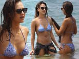 Picture Shows: Jessica Alba  March 22, 2016\n \n 'Into The Blue' actress Jessica Alba was spotted enjoying the beach with her family in Maui, Hawaii. Jessica and her family are enjoying a Spring Break vacation to the island paradise.\n \n Non-Exclusive\n UK RIGHTS ONLY\n \n Pictures by : FameFlynet UK � 2016\n Tel : +44 (0)20 3551 5049\n Email : info@fameflynet.uk.com