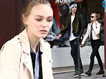 Picture Shows: Ash Stymest, Lily Rose Depp  March 22, 2016    Model Lily Rose Depp and her rumoured boyfriend Ash Stymest are seen out and about in Paris, France.    Lily Rose was seen arriving at Charles de Gaulle Airport from LAX earlier in the day with Ash, her mother and her younger brother.    Non Exclusive  UK RIGHTS ONLY    Pictures by : FameFlynet UK � 2016  Tel : +44 (0)20 3551 5049  Email : info@fameflynet.uk.com