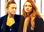 """*EXCLUSIVE* New York, NY - Mary-Kate and Ashley Olsen leave their West Village offices looking to be in good health despite reports of Ashley having Lyme disease. In fact, many speculate the Lyme disease has kept the twins from taking part in """"Fuller House,"""" although there is still hope they might join the rebooted show for season 2.\nAKM-GSI        March 21, 2016\nTo License These Photos, Please Contact :\nSteve Ginsburg\n(310) 505-8447\n(323) 423-9397\nsteve@akmgsi.com\nsales@akmgsi.com\nor\nMaria Buda\n(917) 242-1505\nmbuda@akmgsi.com\nginsburgspalyinc@gmail.com"""
