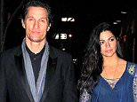 EXCLUSIVE: Matthew Mcconaughey and Camila Alves dress up as they head out for dinner in NYC. Camila wore a stunning blue dress while Matthew went for the dapper suit look.  Pictured: Matthew Mcconaughey and Camila Alves Ref: SPL1251567  230316   EXCLUSIVE Picture by: Splash News  Splash News and Pictures Los Angeles: 310-821-2666 New York: 212-619-2666 London: 870-934-2666 photodesk@splashnews.com